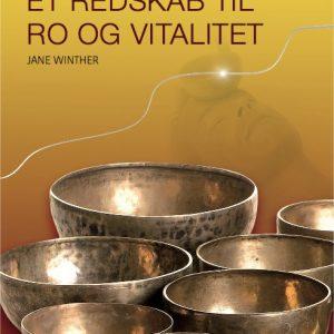 2 bøger om syngeskåle og klangskåle