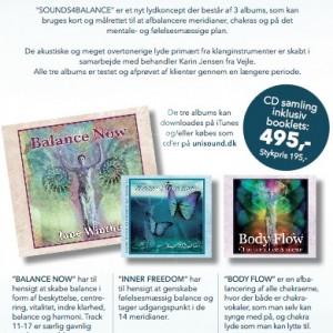 Sounds4Balance  (3 CD'er)
